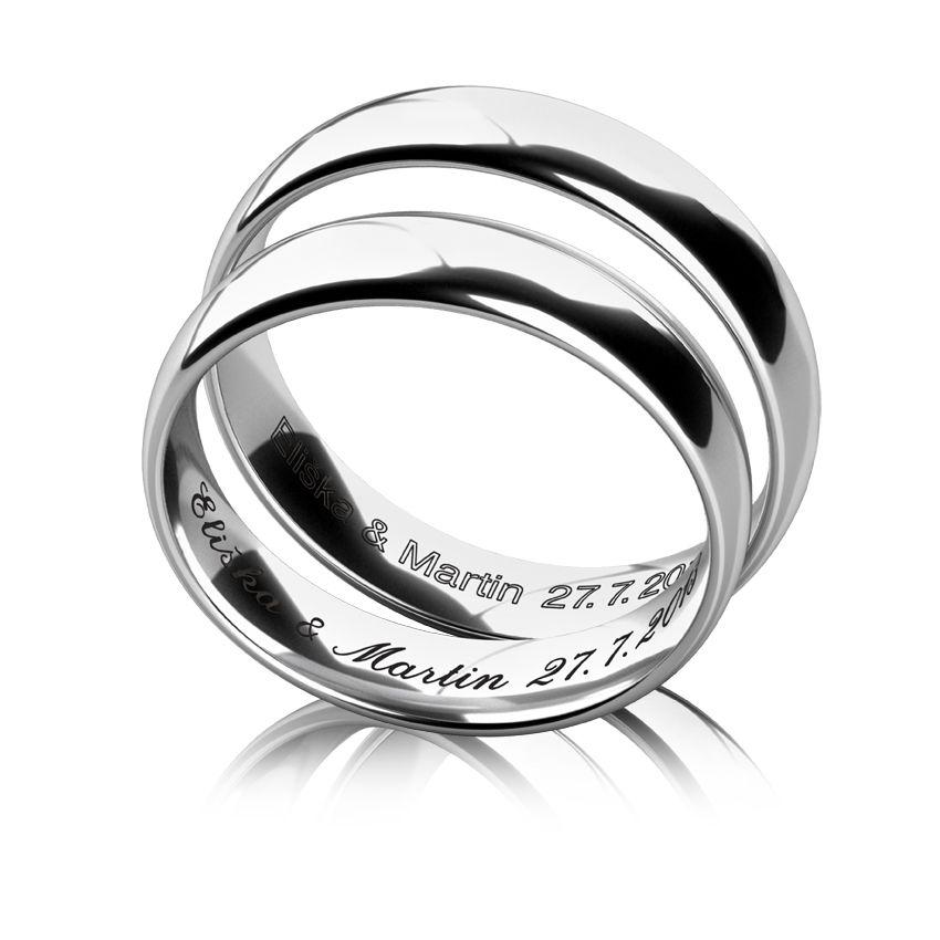 Rytina Na Snubni Prsten Kouzelna Svatba