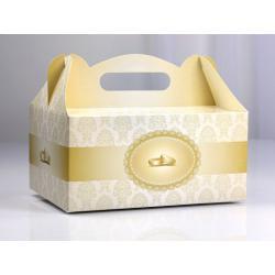 Krabička na výslužku – 19x13 karton s potiskem