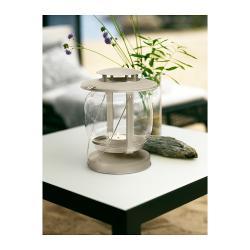 Lucerna na čajovou svíčku, 27 cm