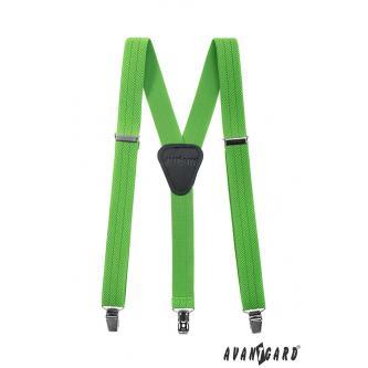 Chlapecké zelené šle zn. Avantgard 862-774-120