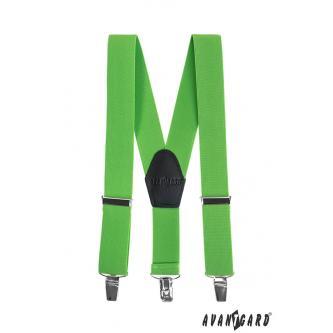 Chlapecké zelené šle zn. Avantgard 862-780-120