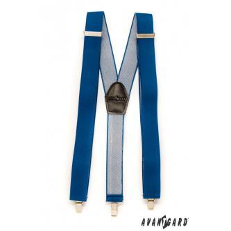 Pánské modré šle zn. Avantgard 856-9013-0