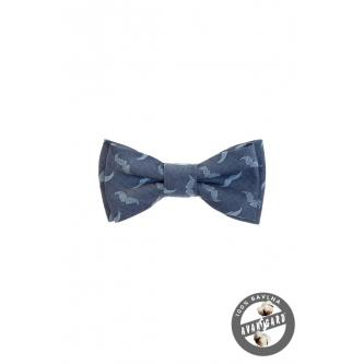 Chlapecký modrý motýlek MINI zn. Avantgard 531-5075-0