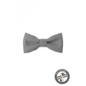 Chlapecký šedý motýlek MINI zn. Avantgard 531-5080-0