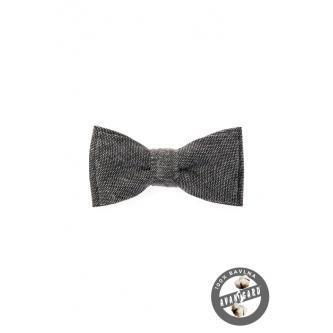 Chlapecký šedý motýlek MINI zn. Avantgard 531-5083-0