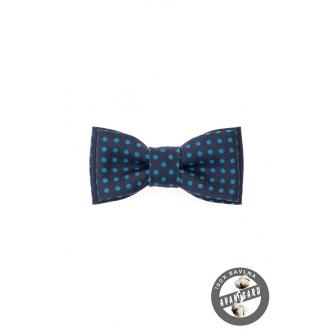 Chlapecký modrý motýlek MINI zn. Avantgard 531-5091-0