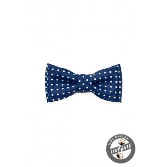 Chlapecký modrý motýlek MINI zn. Avantgard 531-5101-0