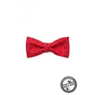 Chlapecký červený motýlek MINI zn. Avantgard 531-5105-0