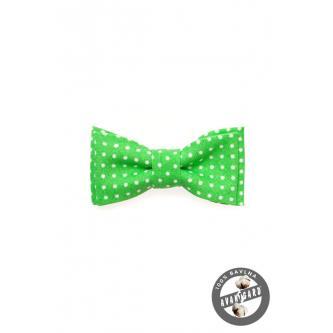 Chlapecký zelený motýlek MINI zn. Avantgard 531-5106-0