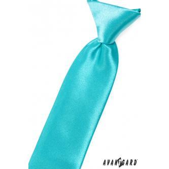 Chlapecká tyrkysová kravata zn. Avantgard 548-9002-0