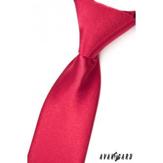 Chlapecká červená kravata zn. Avantgard 548-9005-0