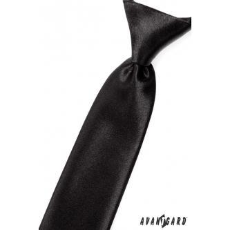 Chlapecká černá kravata zn. Avantgard 548-9015-0