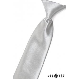 Chlapecká stříbrná kravata zn. Avantgard 548-9021-0