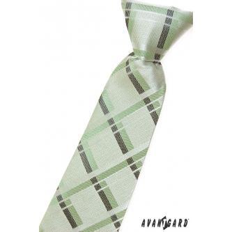 Chlapecká zelená kravata zn. Avantgard 558-1207-0