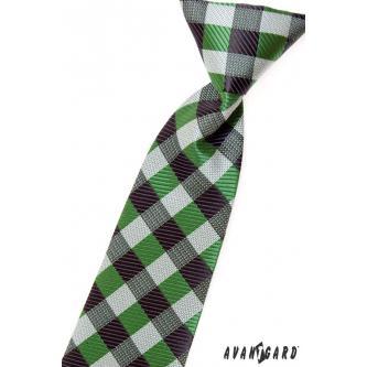 Chlapecká zelená kravata zn. Avantgard 558-1398-0