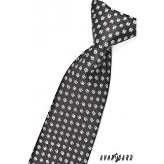Chlapecká černá kravata zn. Avantgard 558-1455-0