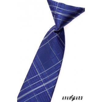 Chlapecká modrá kravata zn. Avantgard 558-1456-0