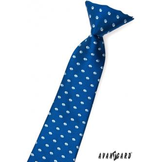 Chlapecká modrá kravata zn. Avantgard 558-1568-0
