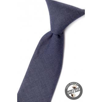 Chlapecká modrá kravata zn. Avantgard 558-5040-0