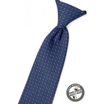 Chlapecká modrá kravata zn. Avantgard 558-5045-0