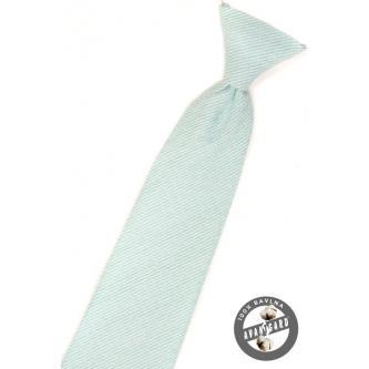 Chlapecká mátová kravata zn. Avantgard 558-5079-0