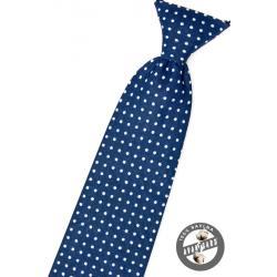 Chlapecká modrá kravata zn. Avantgard 558-5101-0