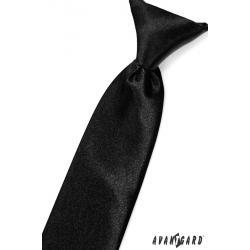 Chlapecká černá kravata zn. Avantgard 558-705-0