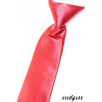 Chlapecká korálová kravata zn. Avantgard 558-777-0