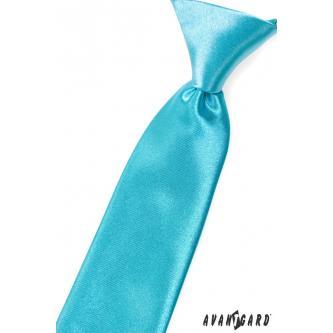 Chlapecká tyrkysová kravata zn. Avantgard 558-9002-0