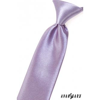 Chlapecká lila kravata zn. Avantgard 558-9016-0