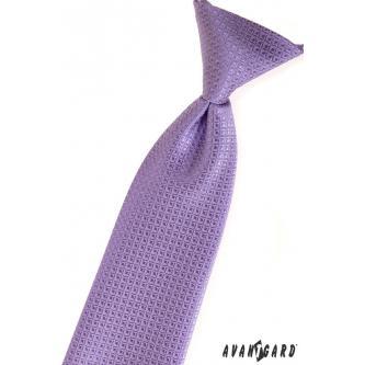 Chlapecká fialová kravata zn. Avantgard 558-9318-0