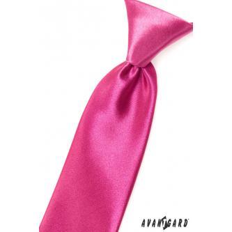 Chlapecká fuchsiová kravata zn. Avantgard 558-9540-0