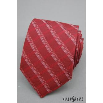 Pánská bordó kravata zn. Avantgard 559-1172-0