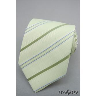 Pánská zelená kravata zn. Avantgard 559-1183-0