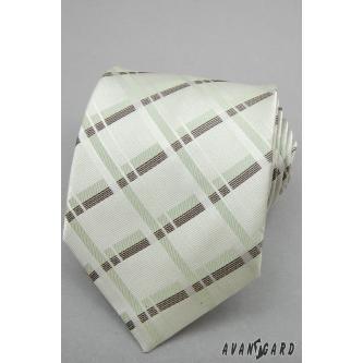 Pánská zelená kravata zn. Avantgard 559-1207-0