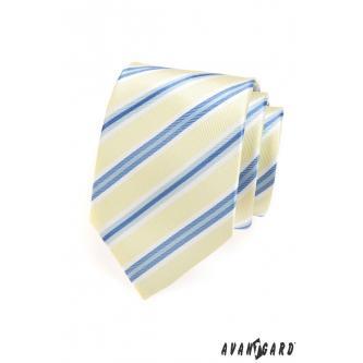 Pánská žlutá kravata zn. Avantgard 559-1273-0