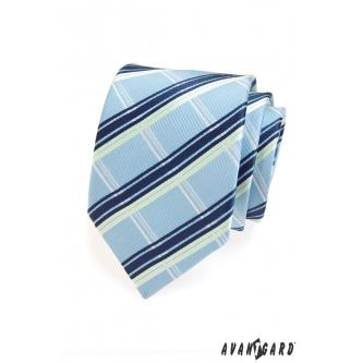 Pánská modrá kravata zn. Avantgard 559-1295-0