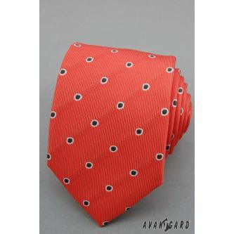 Pánská korálová kravata zn. Avantgard 559-1302-0