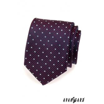 Pánská modrá kravata zn. Avantgard 559-1311-0