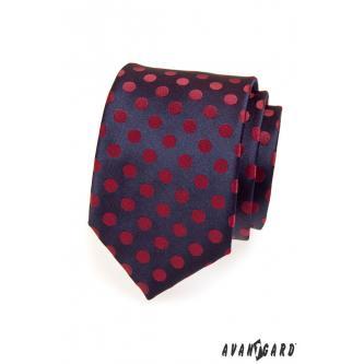 Pánská modrá kravata zn. Avantgard 559-1349-0