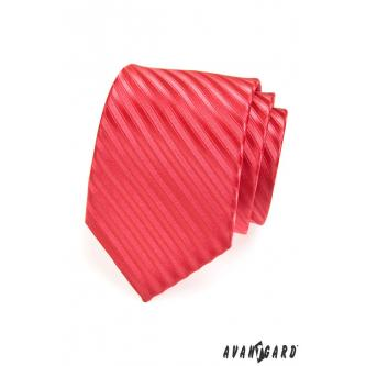 Pánská korálová kravata zn. Avantgard 559-1412-0