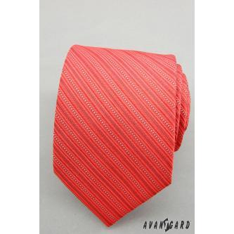 Pánská červená kravata zn. Avantgard 559-1435-0