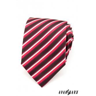 Pánská černá kravata zn. Avantgard 559-1465-0