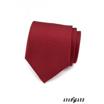 Pánská bordó kravata zn. Avantgard 559-1492-0