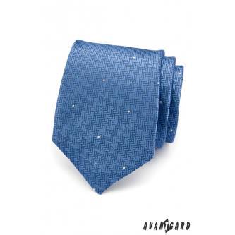 Pánská modrá kravata zn. Avantgard 559-1512-0