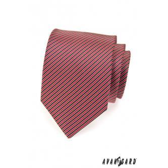 Pánská červená kravata zn. Avantgard 559-1525-0