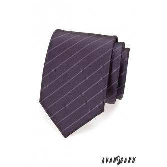 Pánská grafitová kravata zn. Avantgard 559-1542-0