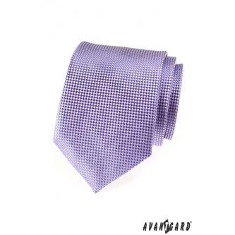 Pánská fialová kravata zn. Avantgard 559-1546-0