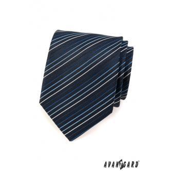 Pánská modrá kravata zn. Avantgard 559-1574-0
