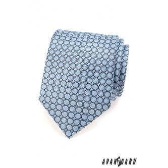 Pánská modrá kravata zn. Avantgard 559-1580-0